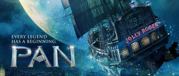 New trailer for Pan