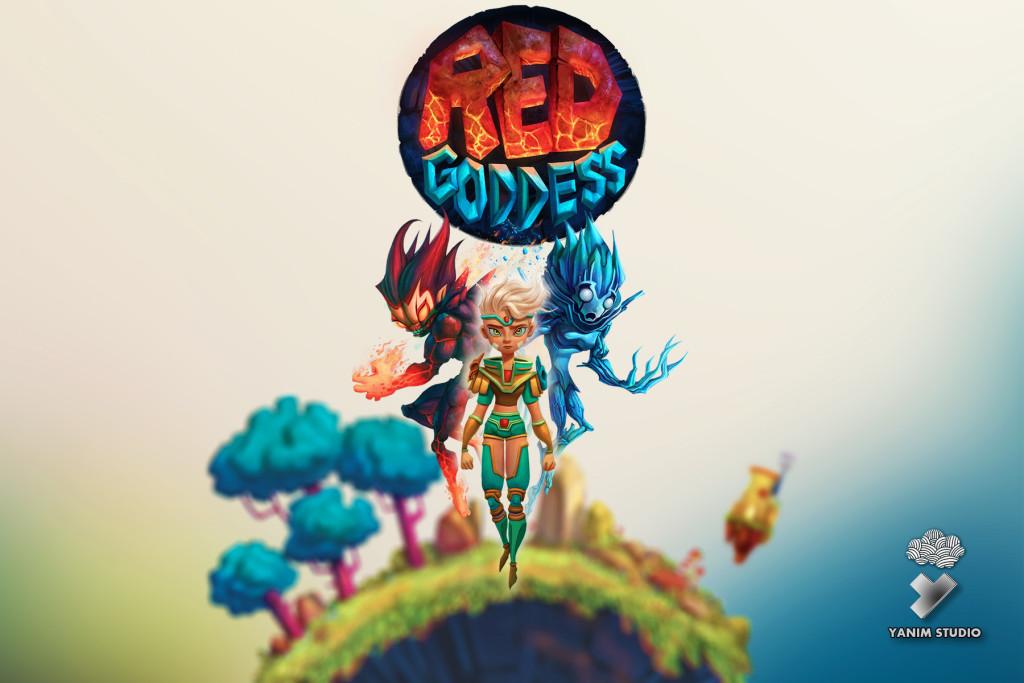 Red Goddess Inner World Title