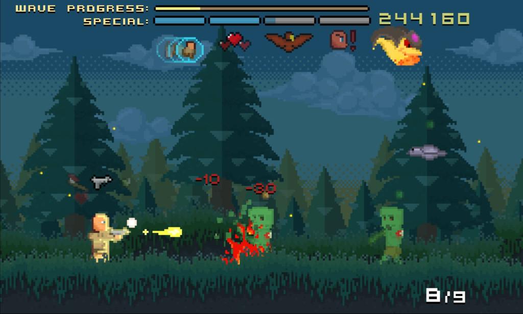 forest warrior scr03