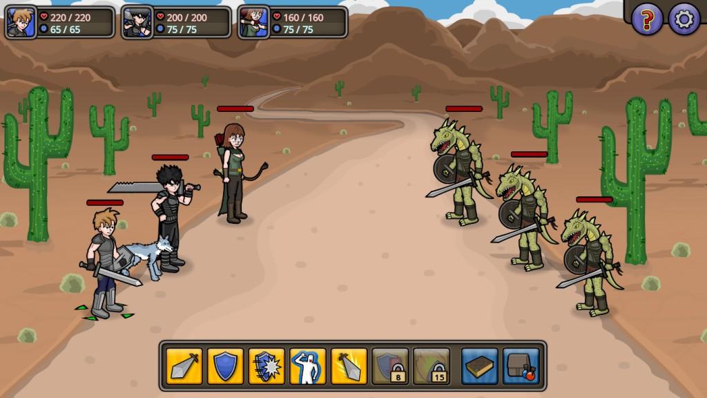 Lethal RPG War 3