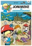 Jommeke #276 De Onderwatertoerist –  Comic Book Review