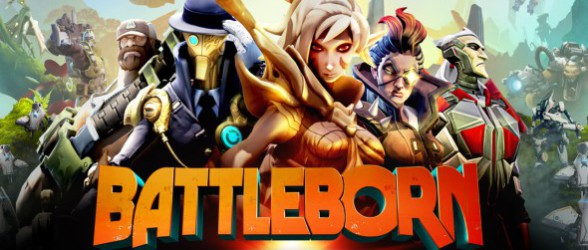 Motion Comics for Battleborn