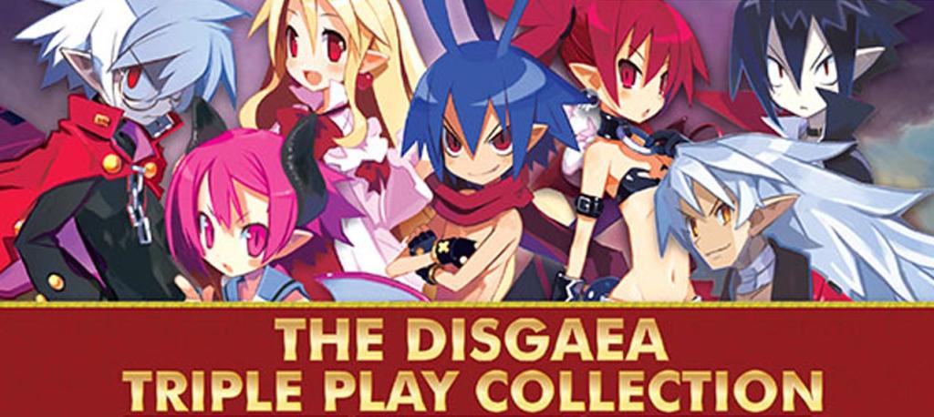 DisgaeaTriplePlayCollection