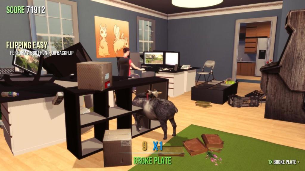 Goat Sim2