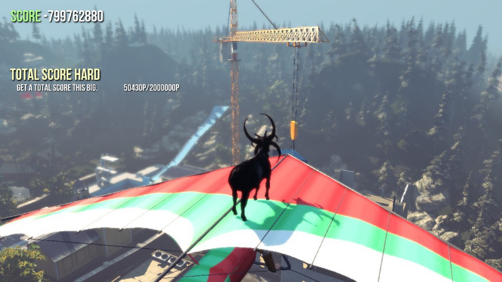 Goat Sim3