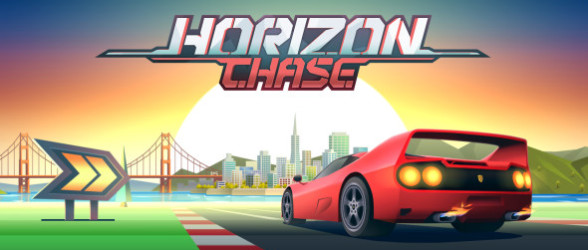 Horizon Chase features and launch trailer announced