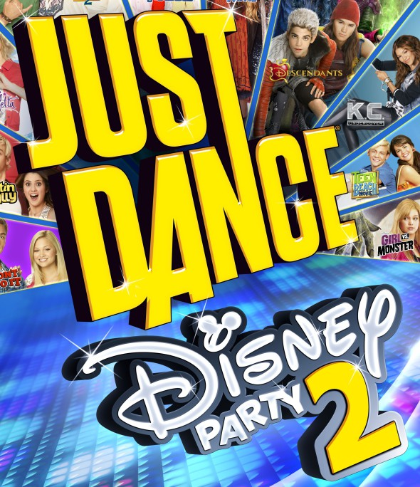Ubisoft and Disney Interactive collaborate on: Just Dance: Disney Party 2