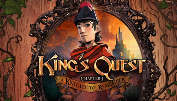 Kings Quest Chapter 1 title