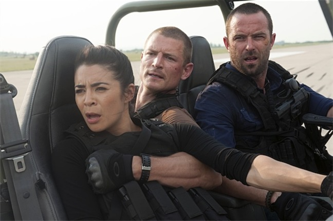 Strike back 1