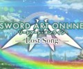 Sword Art Online: Lost Song released today