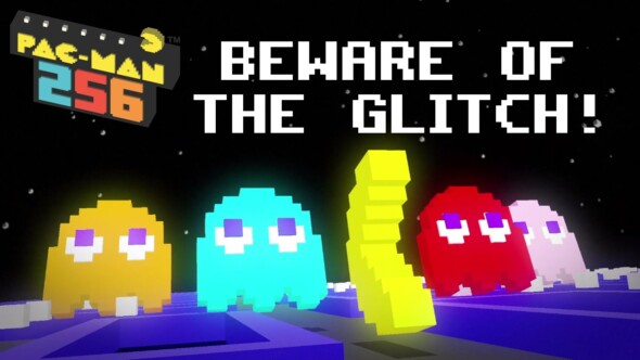 PAC-MAN 256 Chomps its way to mobile devices