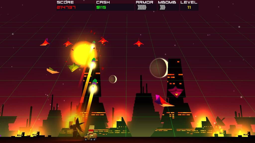 cosmic rocket defender -4