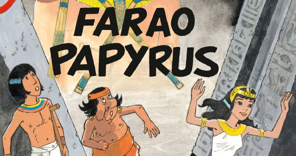 FaraoPapyrusBanner