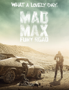 Mad Max: Fury Road (Blu-ray) – Movie Review