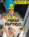 Papyrus #33 Farao Papyrus – Comic Book Review