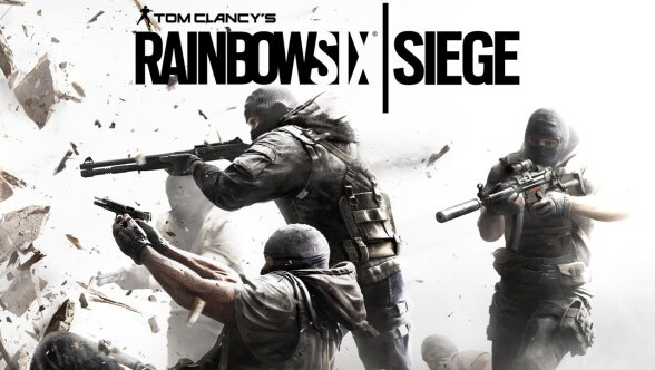 Take part in the Rainbow Six Siege Benelux tournament