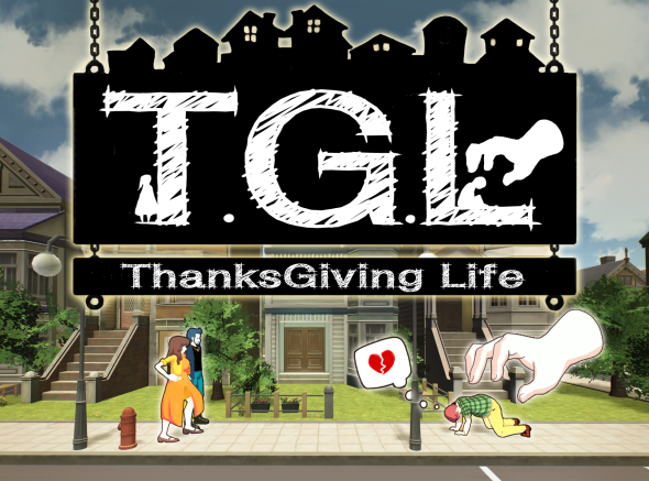 DDT Games announces TGL: ThanksGiving LIFE