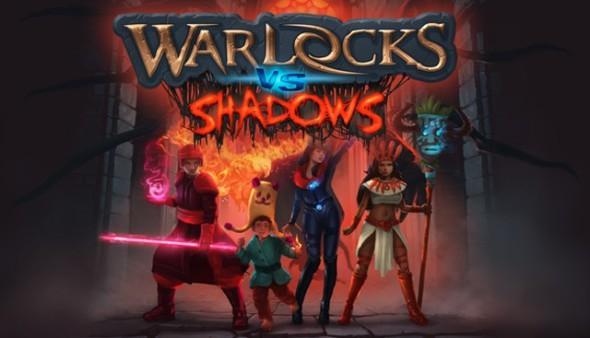Warlocks vs Shadows logo