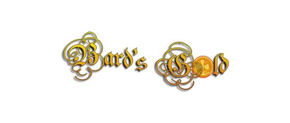 bard's gold banner