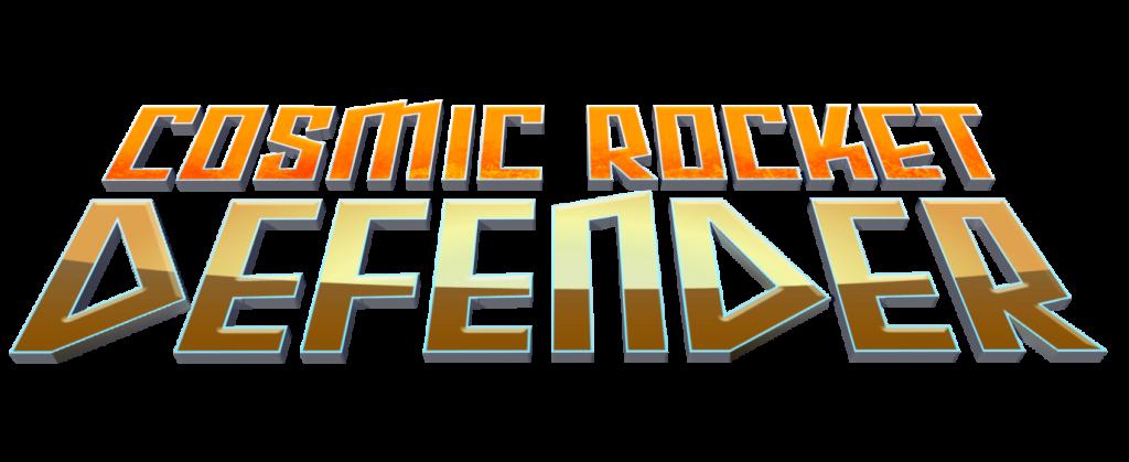 Cosmic_Rocket_Defender_Logo