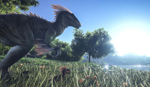 baby dinosaursss ARK: Survival Evolved