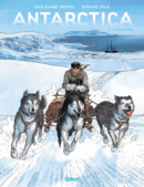 Antarctica #2 Overwintering – Comic Book Review