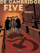 De Cambridge Five Deel 1: Trinity – Comic Book Review