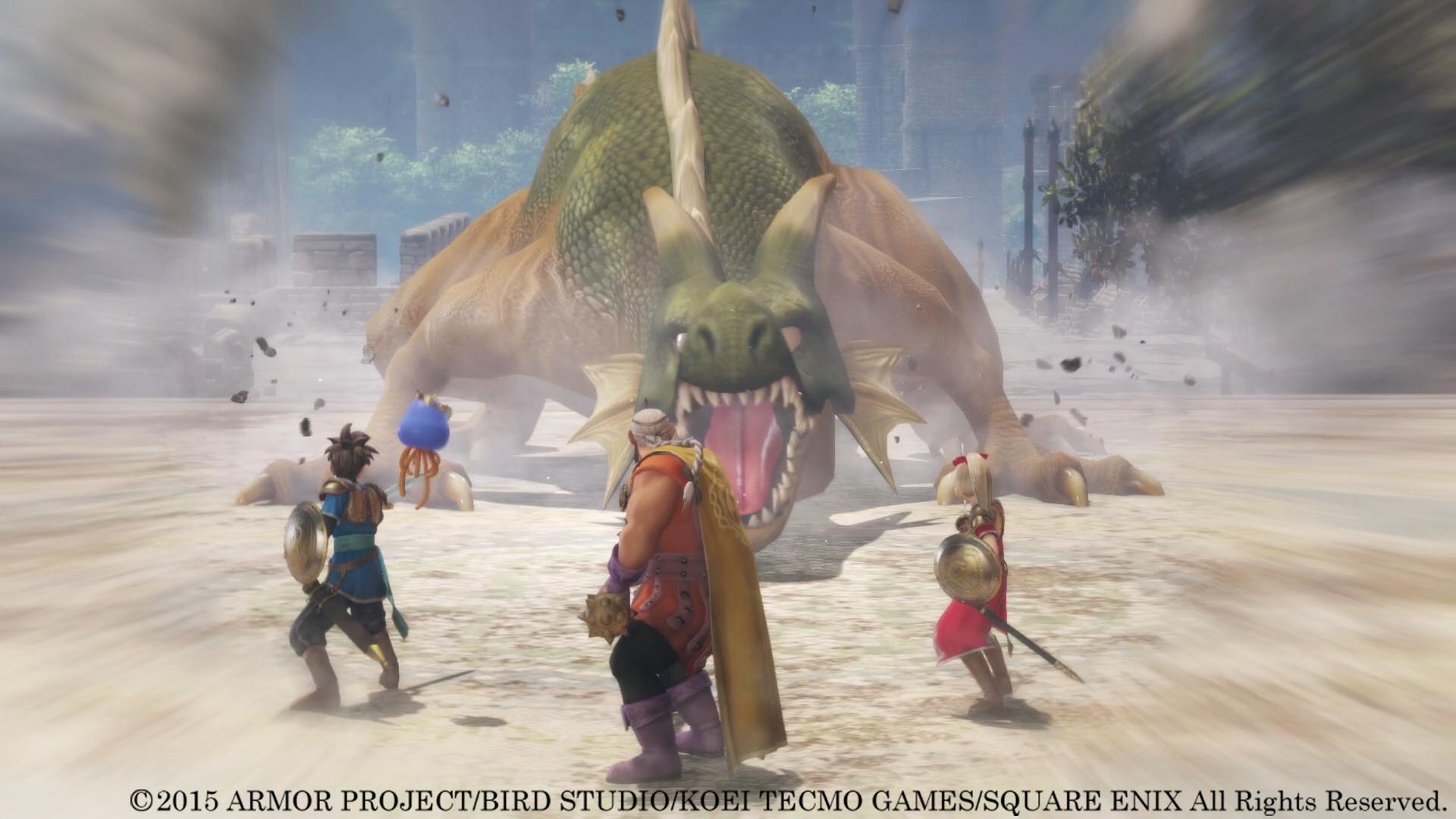 3rd-strike com | Dragon Quest Heroes: The World Tree's Woe