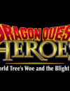 Dragon Quest Heroes: The World Tree's Woe and the Blight Below is coming to PC