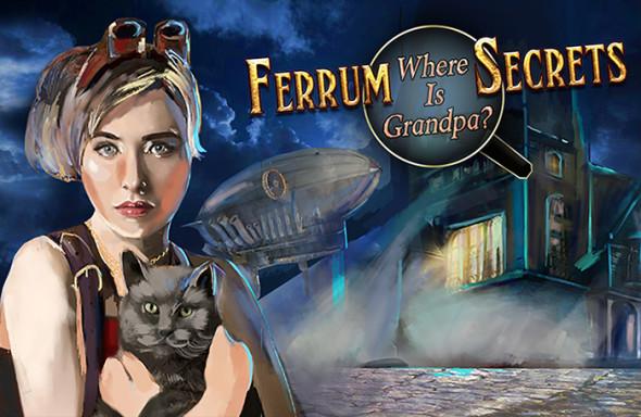 Ferrum's Secrets Logo