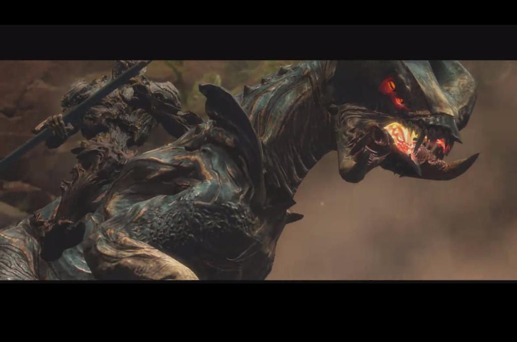Heart of Thorns CGI scene