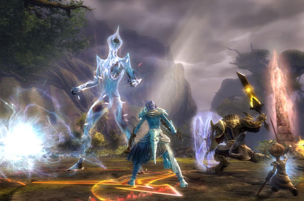 Heart of Thorns Raid Vale Guardian