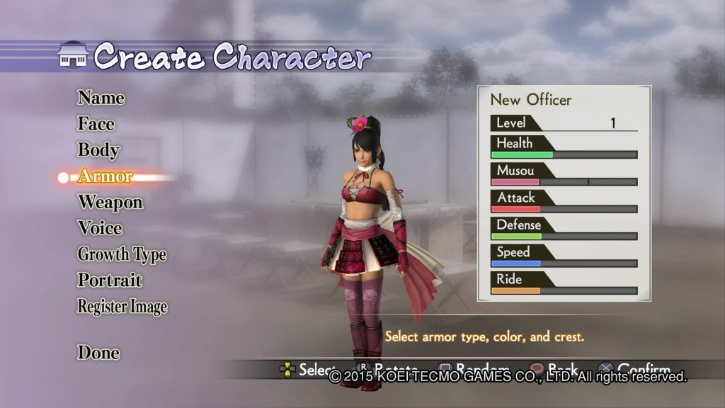 SAMURAI WARRIORS 4-Ⅱ