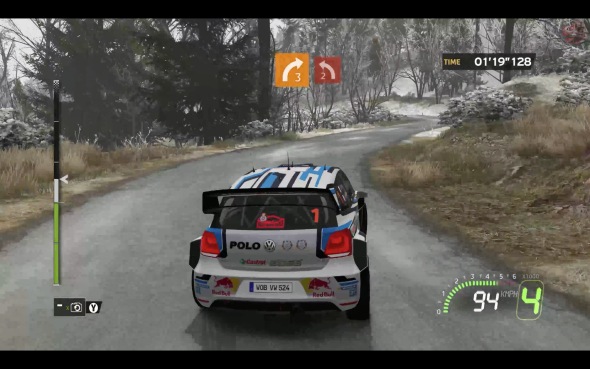 WRC 5 - Graphics