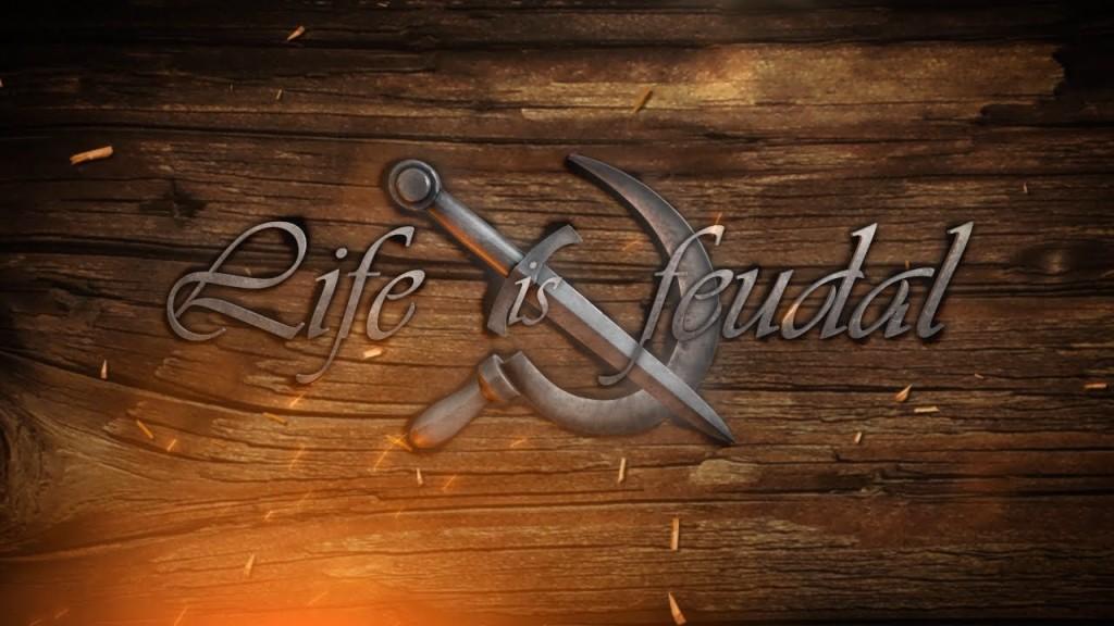Life is Feudal logo