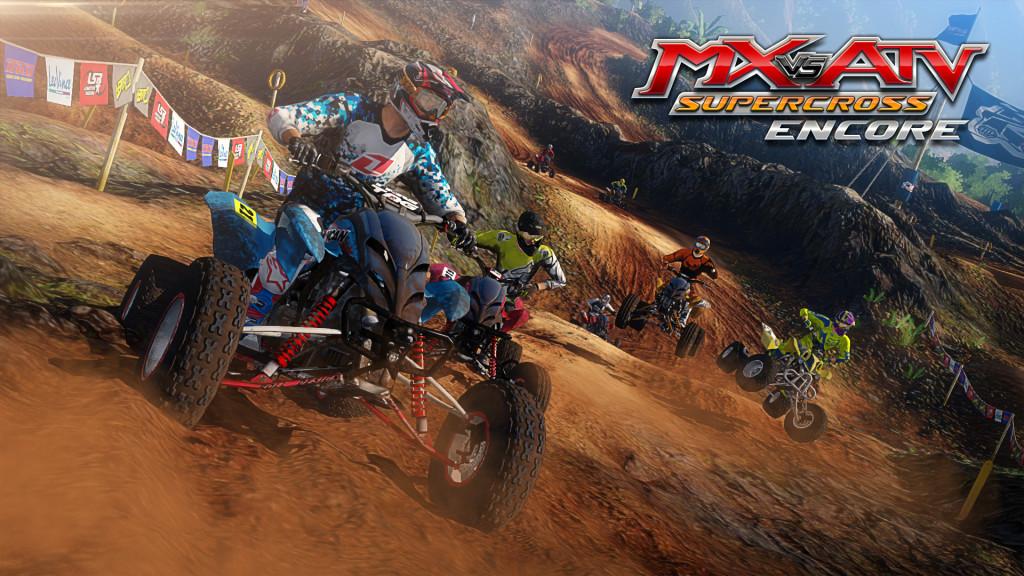 MX vs_ ATV Supercross Encore