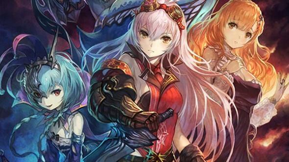 Nights of Azure – upcoming RPG
