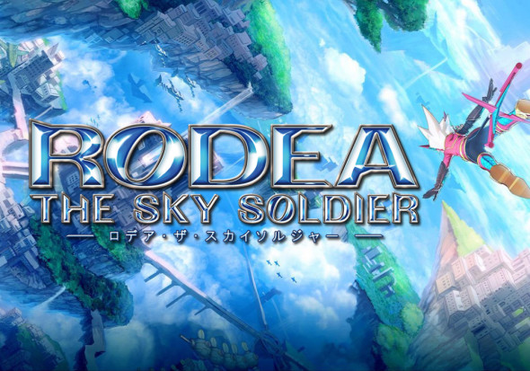Rodea The-Sky Soldier Logo