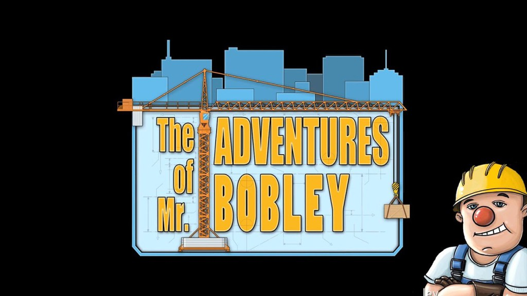 The_Adventures_Of_Mr_Bobley_Logo