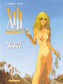 XIII Mystery Felicity Brown – Comic Book Review