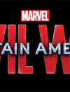 New trailer for Captain America: Civil War