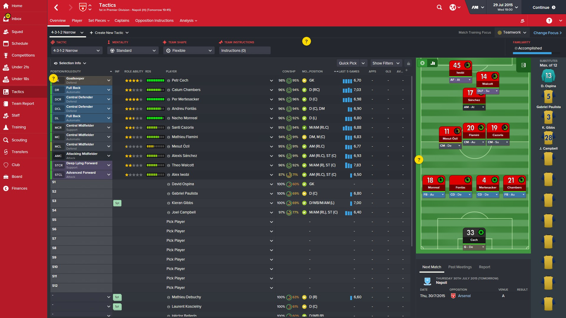 2016 Football Manager Football Manager Scr