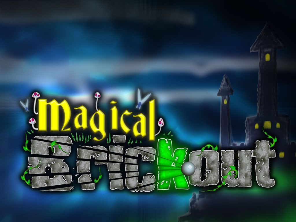Magical Brickout Logo