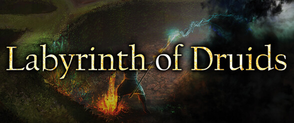 Labyrinth of Druids coming to Kickstarter soon