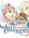 Atelier Escha and Logy Plus Announced for PS Vita