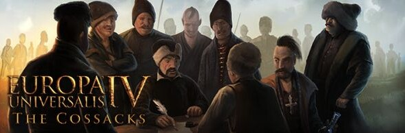 """New Expansion """"Cossacks"""" for Europa Universalis IV"""