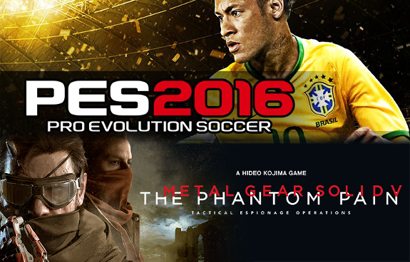 CLOSED – Contest: Metal Gear Solid V: The Phantom Pain and Pro Evolution Soccer 2016
