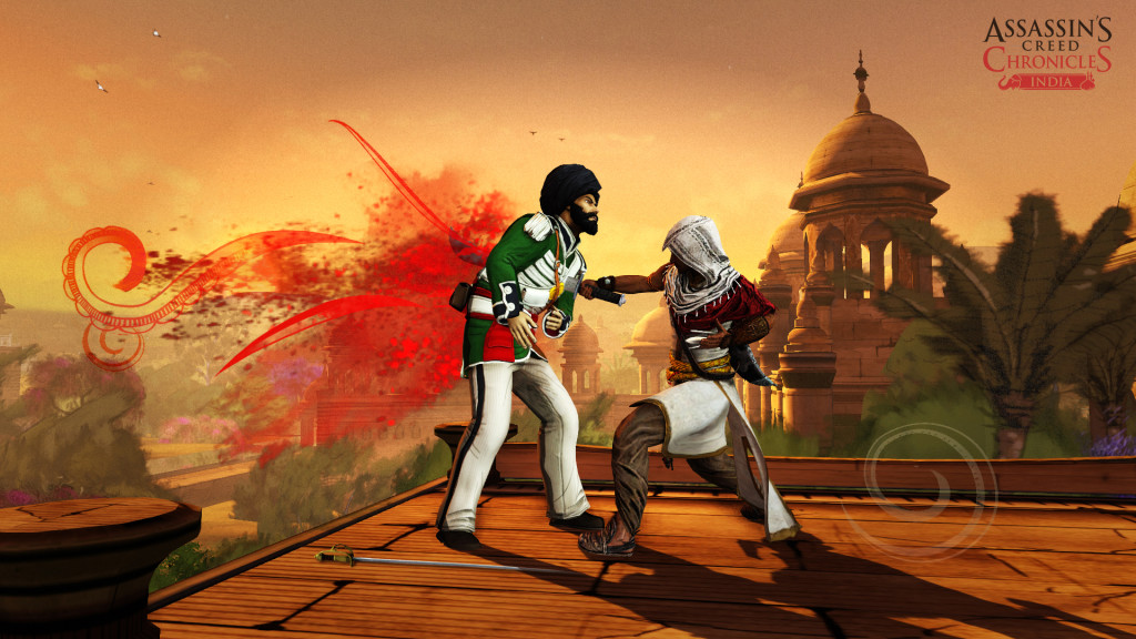 3rd Strike Com Assassin S Creed Chronicles India And Assassin S