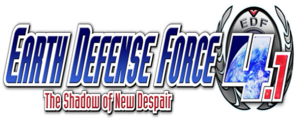Earth Defense Force 4.1: The Shadow of New Despair out now!