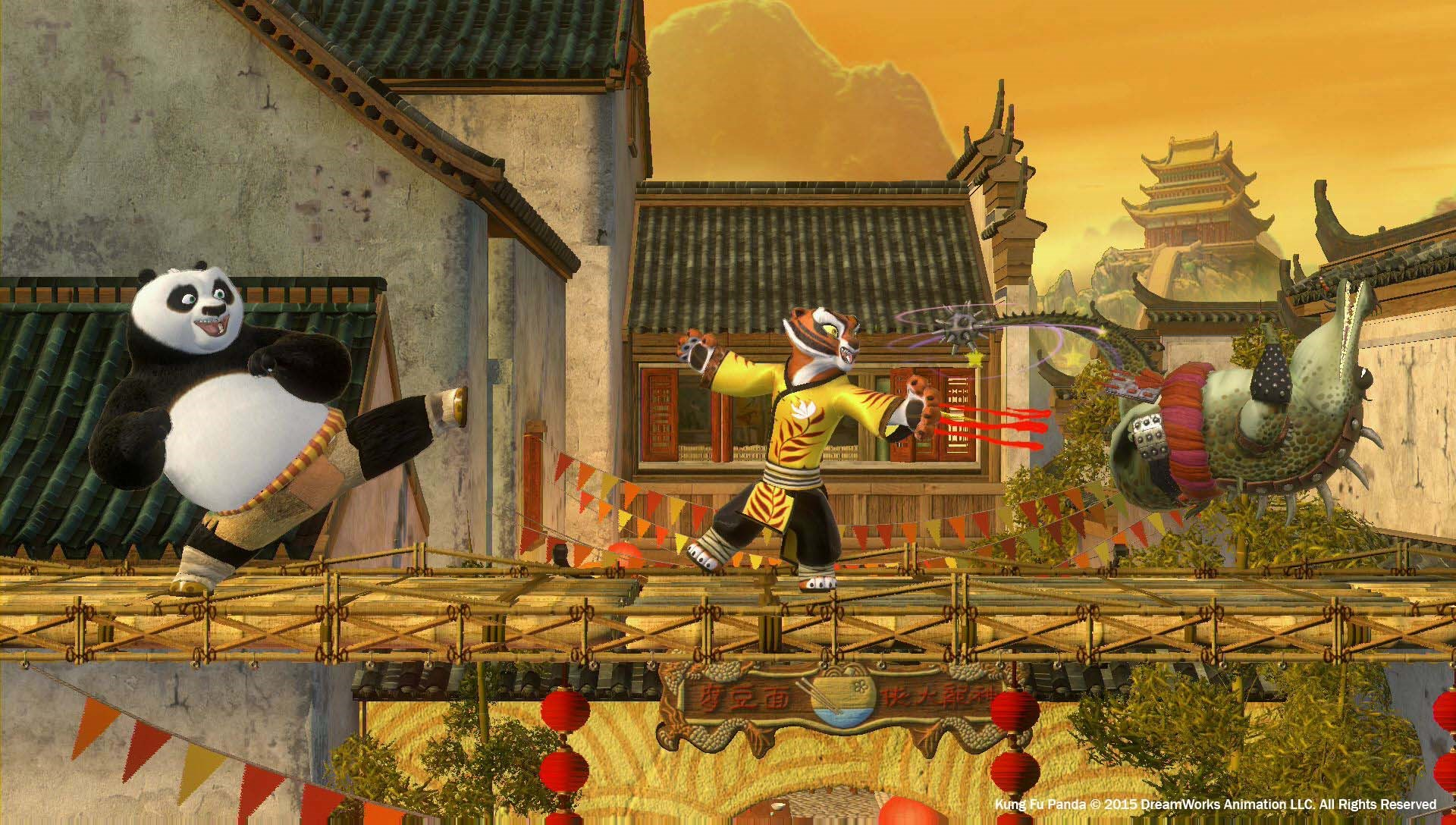 Kung Fu Panda: Showdown of Legendary Legends | 3DS